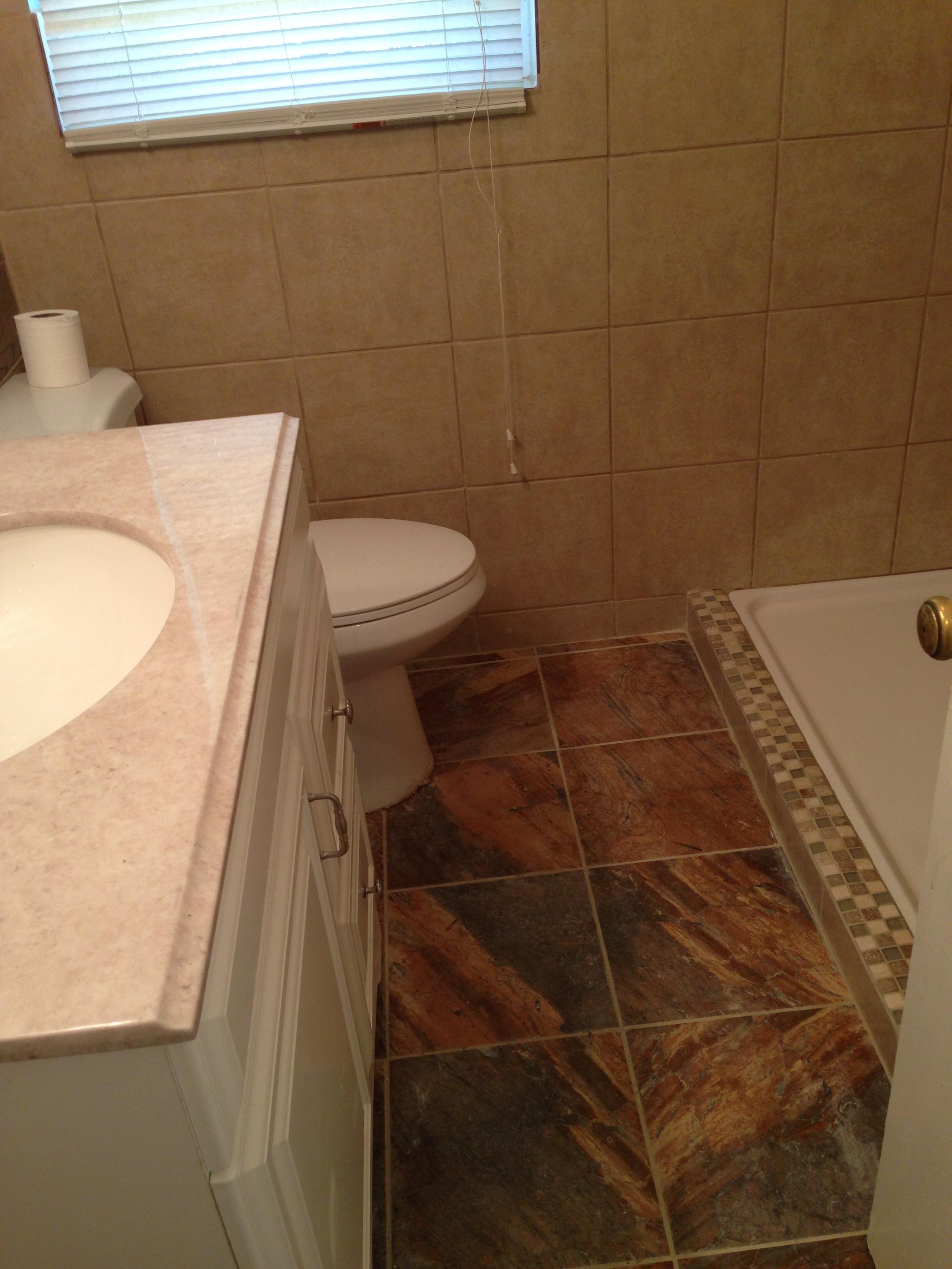 Bathroom Remodeling HH Construction - Greenville bathroom remodeling