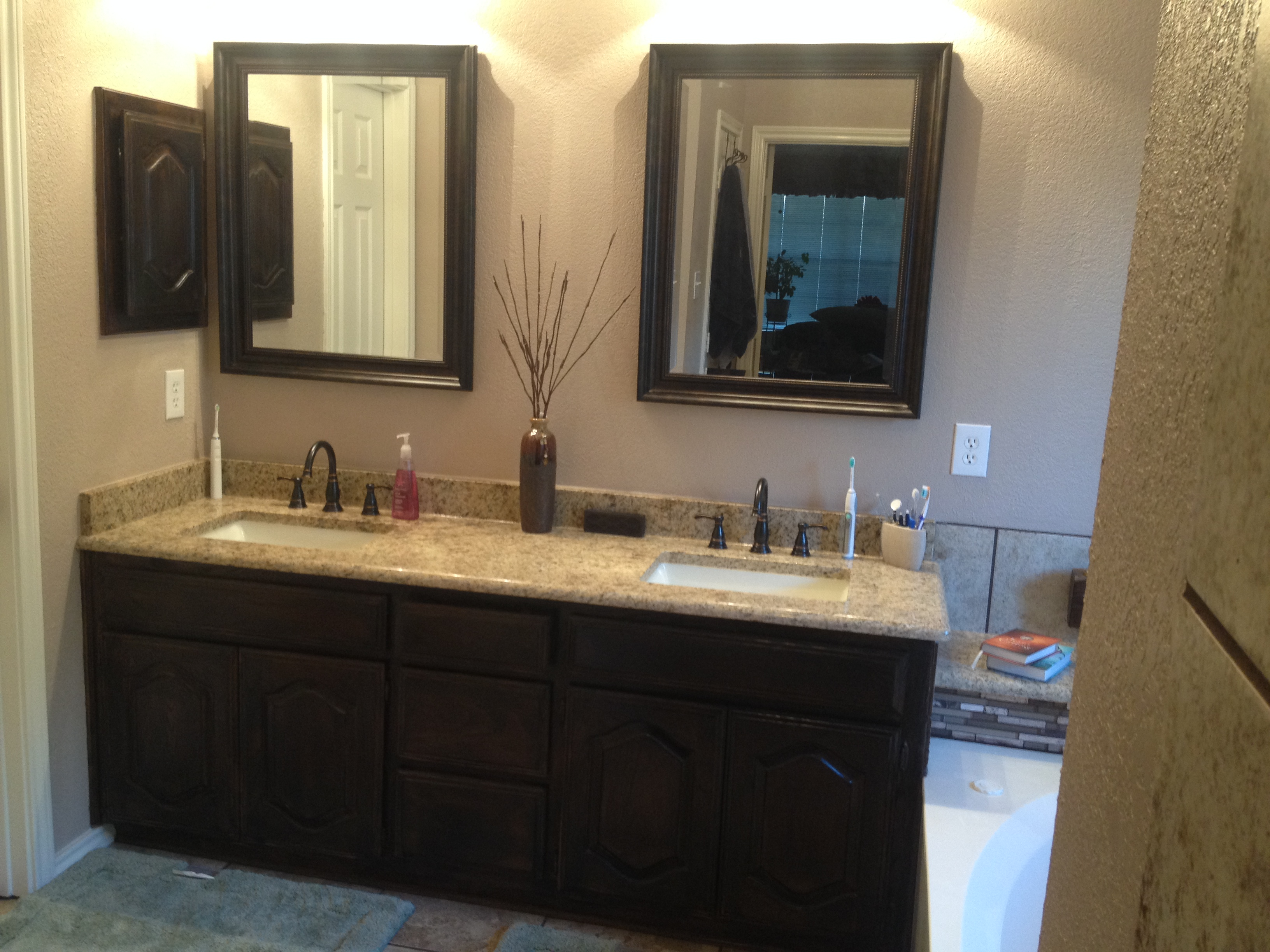 Fortenberry Home Improvement Bathroom Remodeling Project